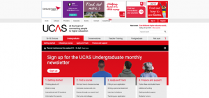 Ucas screenshot