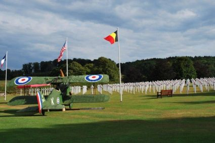 Amersham field of Remembrance