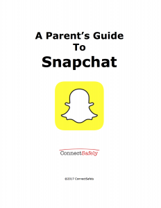 Parents Guide To Snapchat Flyer